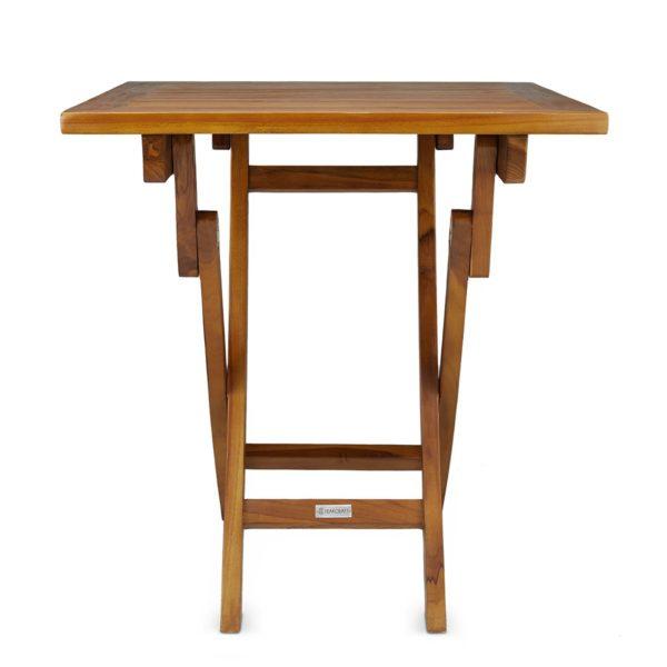Buy Teak Wood Folding Table Online - TeakCraftUS